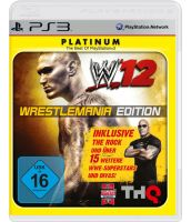 WWE'12 Wrestlemania Edition (PS3)